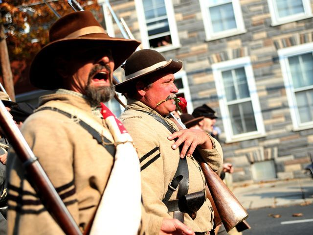 Dedication, Remembrance days coincide in Gettysburg