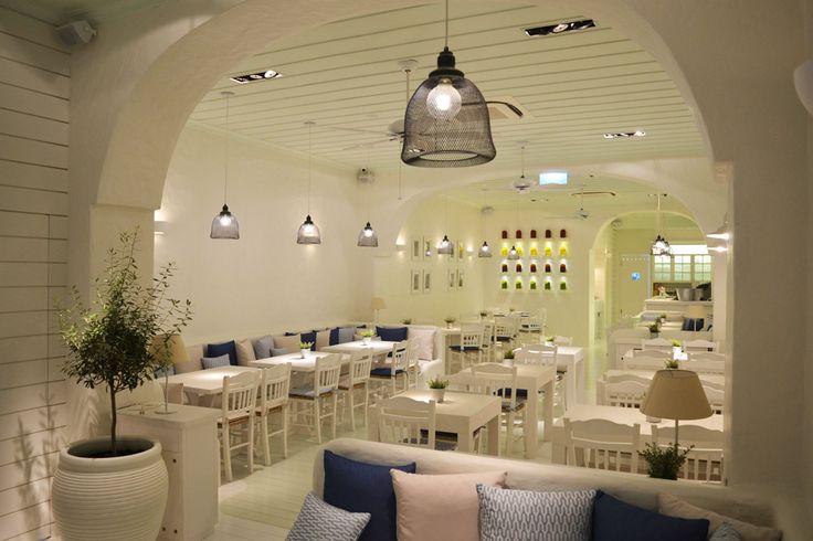 Alati Greek Divine Cuisine Singapore Restaurant Architecture Interior Design : Zisis Papamichos Architects and Partners  http://www.zitateam.gr  Ζήσης Παπαμίχος Αρχιτέκτονες και Συνεργάτες