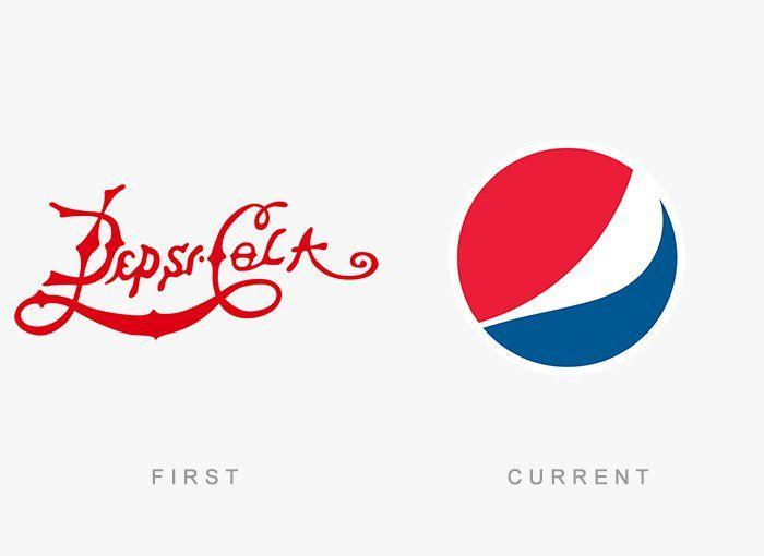 Confira o antes e o depois de 36 logos famosos
