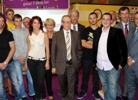 Lancement officiel des 42es finales nationales La Région Auvergne et le COFOM ont choisi la Foire de Cournon pour présenter l'évènement incontournable de cette fin d'année pour la promotion de la formation et du talent des jeunes : les finales nationales des Olympiades des Métiers.