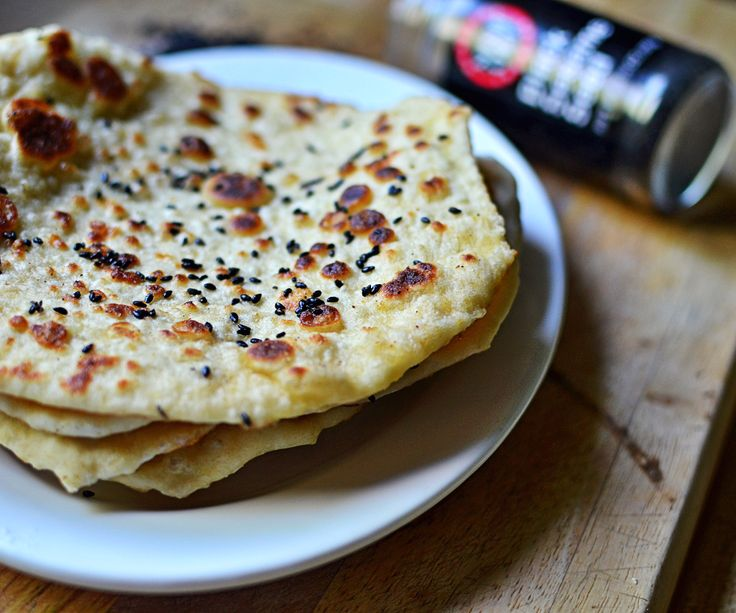 Black Sesame Naan Bread | Recipe | Culinary Content ...