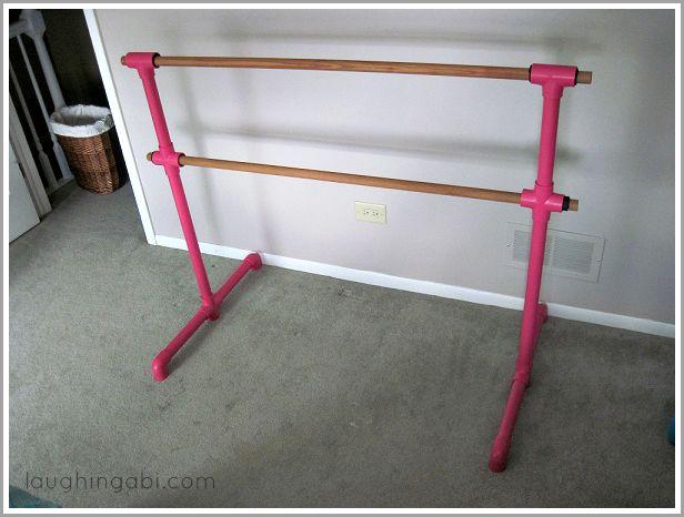 Diy Portable Handrails : Best ideas about ballet barre on pinterest home