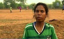 Футбол для девочек и девушек