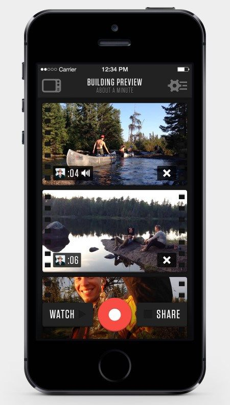 Forget Vine, Cameo's cloud-powered app lets you create short films on your iPhone