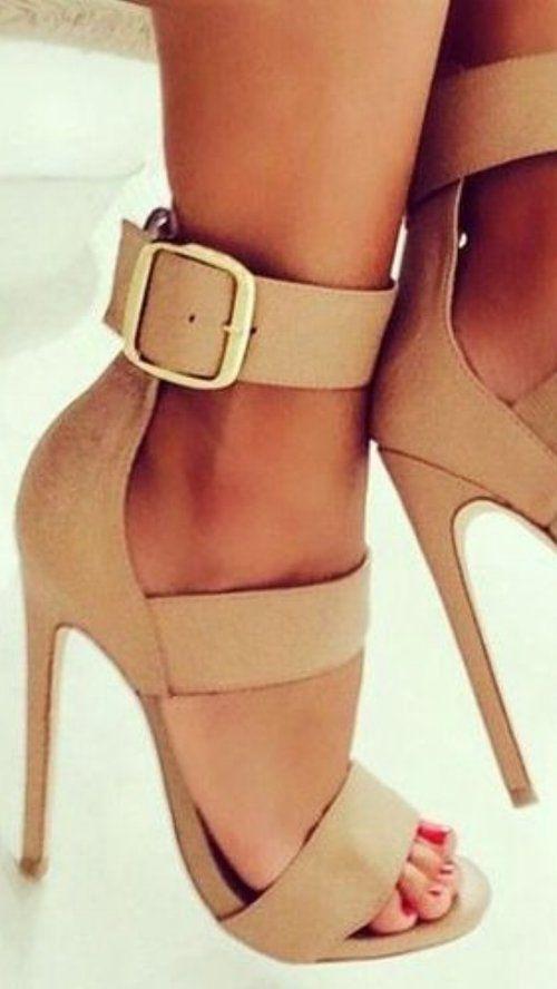 nude beige heels fell
