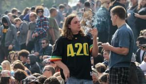 4/20 celebration - Justin Sullivan/Getty Images News/Getty Images