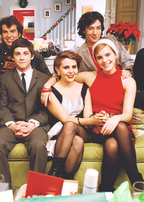 The Perks of Being a Wallflower ~ It's not a TV show but I still love it ~