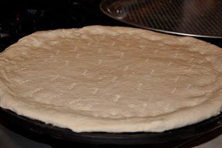 My Litter: Homemade Pizza Dough Recipe