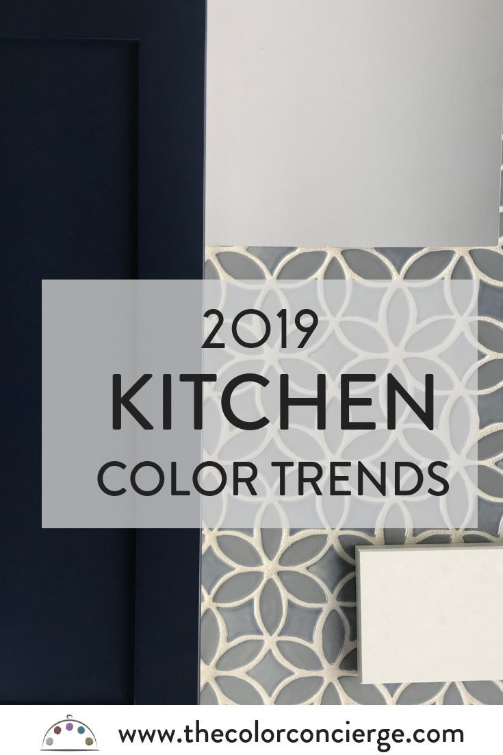 Top Kitchen Color Trends For 2019 Color Concierge Blogs