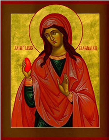 Mary Magdalene: Orthodox Icons, Maria Magdalena, Holy Family Johanne Jesus, Faith, Orthodox Christian, Easter Eggs, Saint, Mary Magdalene