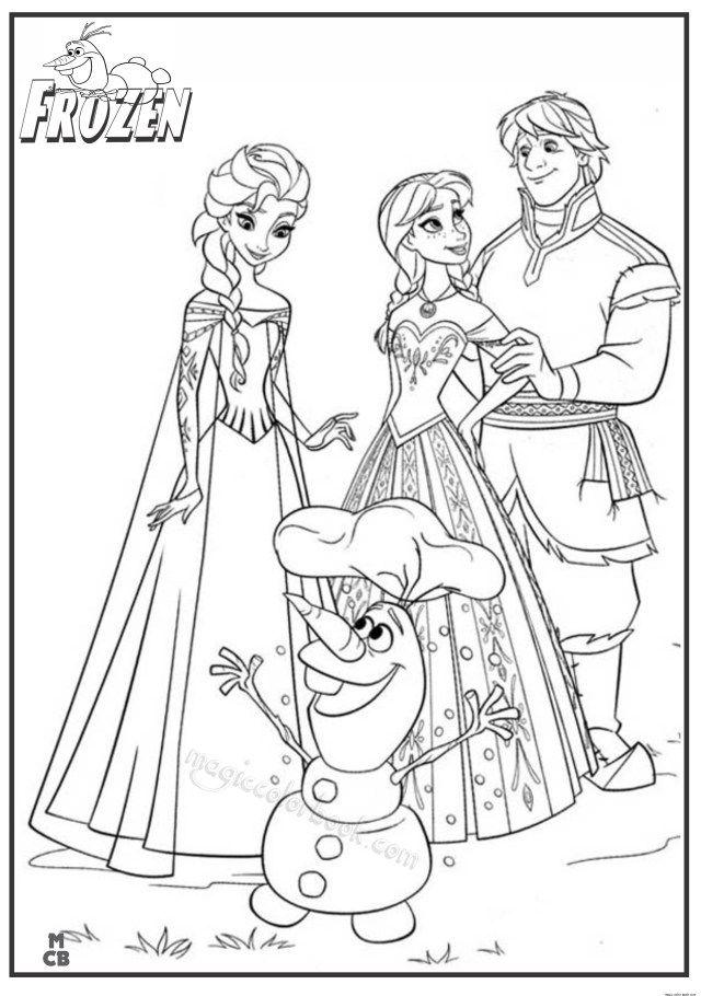 - Exclusive Picture Of Online Coloring Pages For Kids - Entitlementtrap.com  Elsa Coloring Pages, Disney Princess Coloring Pages, Disney Coloring Pages