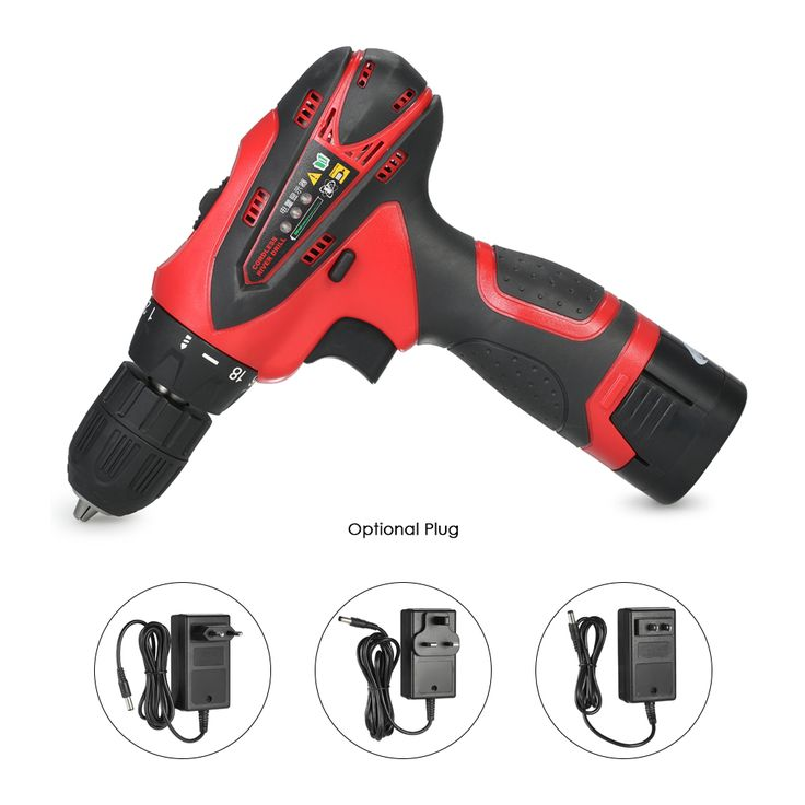 16.8V Lithium-Ion Two-speed Multi-functional Electric Cordless Sales Online eu - Tomtop.com