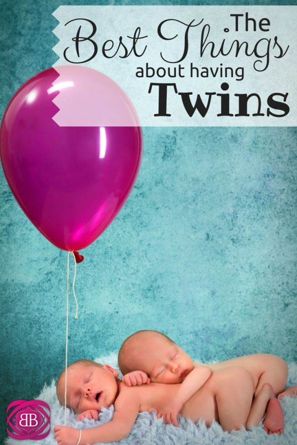 As I'm awake tonight, at midnight, it is easy to become overwhelmed, but there really are some great things about having twins! http://www.budgetblonde.com/2015/03/04/the-best-things-about-having-twins/
