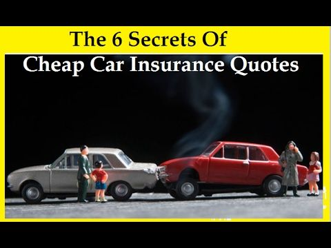 The 6 secrets of cheap car insurance quotes - WATCH VIDEO HERE -> http://bestcar.solutions/the-6-secrets-of-cheap-car-insurance-quotes     I created this video with the YouTube slideshow creator (and image content on The 6 secrets of cheap car insurance quotes) Cheap car insurance, low cost car insurance, low cost car insurance, cheap car insurance, low cost car insurance, low cost car insurance, low cost car insurance, low cost...