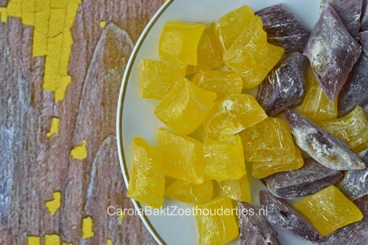 Snoepjes maken - Carola Bakt Zoethoudertjes