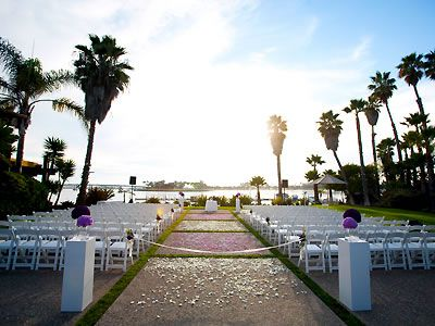 Paradise Point - San Diego's Wedding Island San Diego Reception Venues 92109 | Here Comes The Guide