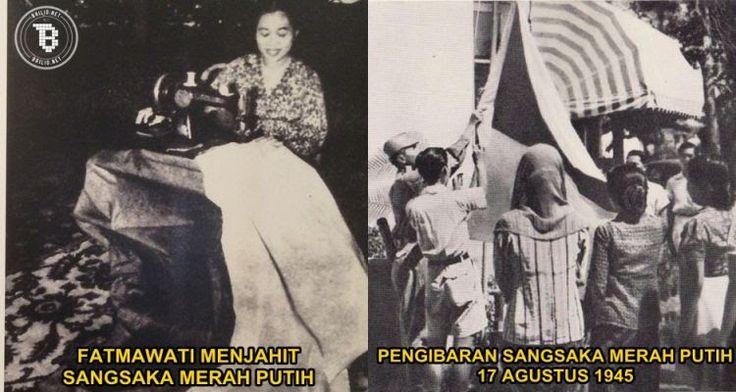 10 Foto langka detik-detik proklamasi ini bikin makin cinta Indonesia