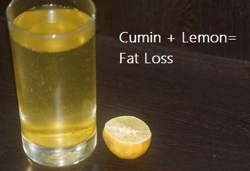 cumin water to lose weight1