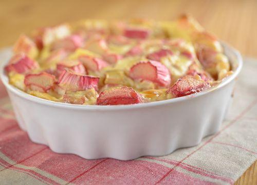 Rebarborový koláč – COOP Club