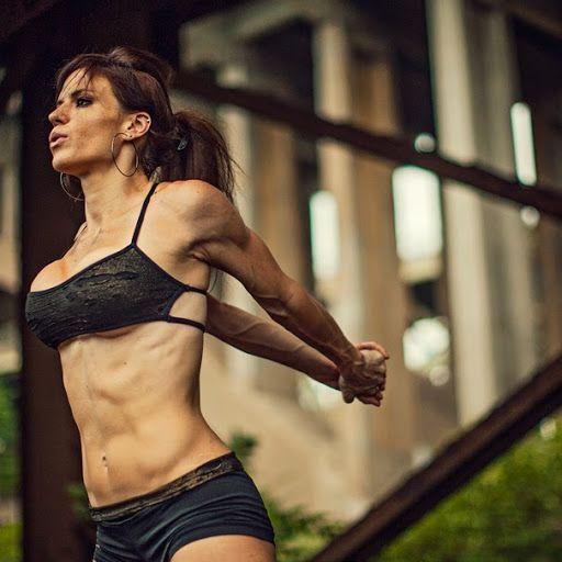 Melissa Bender Fitness: 4 Weeks Until NPC Bikini Competition Day: Bikini Body Workout Program Month 3 ^