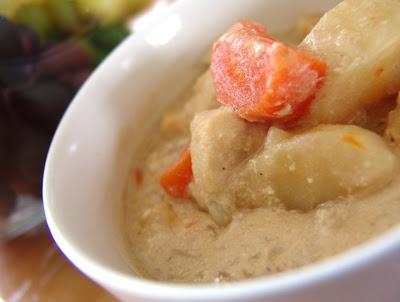 Mes recettes préférées - pixel.: Poulet en sauce (Mijoteuse)