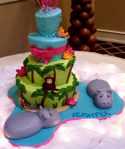 50 best Mischievous Monkey Cakes images on Pinterest Candies