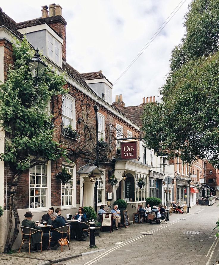 Winchester England  thrilled world