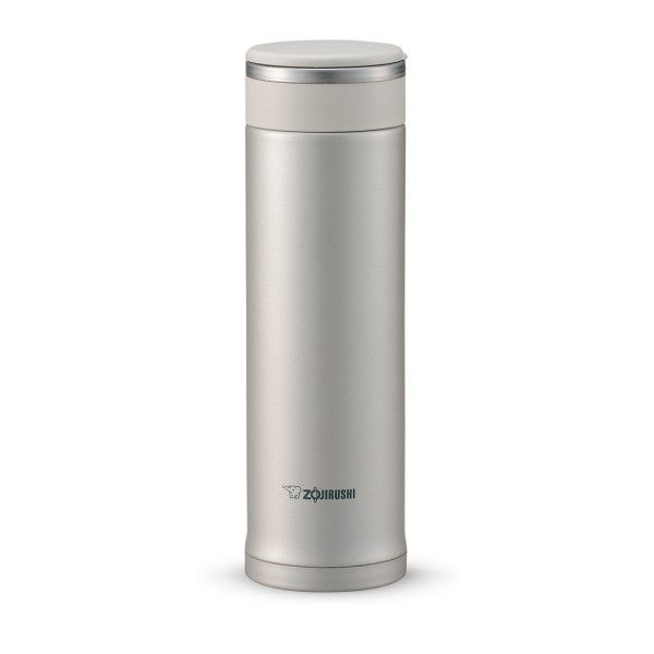 0.48-Liter Stainless Steel Vacuum Insulated Mug, Silver by Zojirushi