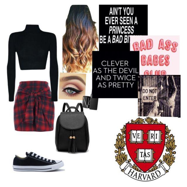 Too cool for school😜#queen#badgirl