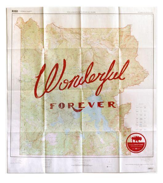 Yellowstone - wonderful forever.
