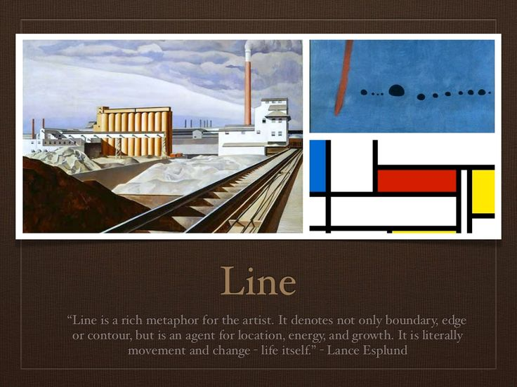 Line Element : Best images about elements and principles of design on