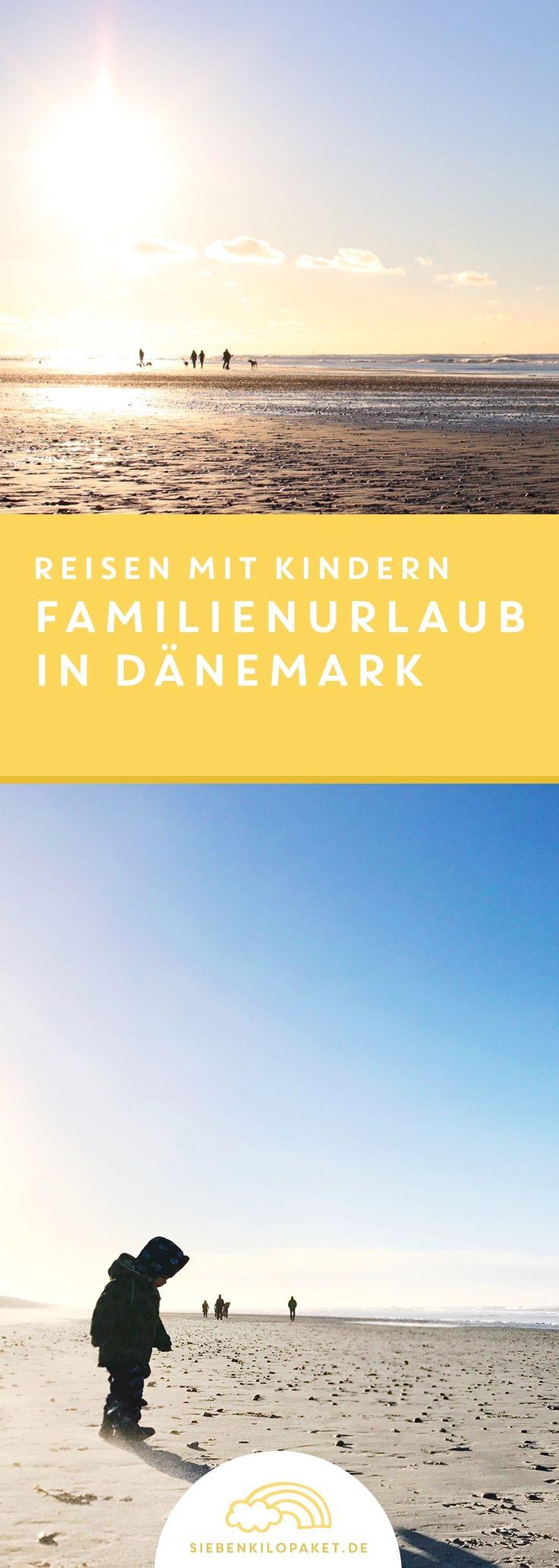 Familienurlaub in Dänemark: unsere Woche in Henne Strand - Siebenkilopaket | Das bunte Leben einer Regenbogenfamilie
