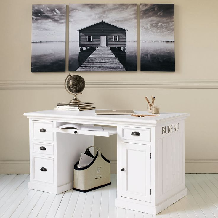 best awesome bureau newport maison du monde images amazing home with petit meuble maison du monde. Black Bedroom Furniture Sets. Home Design Ideas