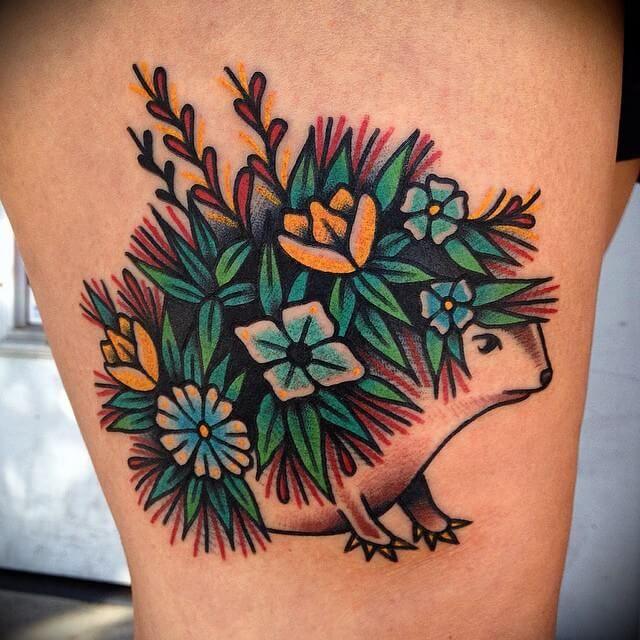 Alex Zampirri Tattoo