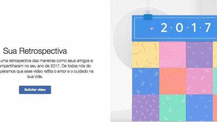 InfoNavWeb                       Informação, Notícias,Videos, Diversão, Games e Tecnologia.  : Saiba como fazer sua retrospectiva 2017 no Faceboo...
