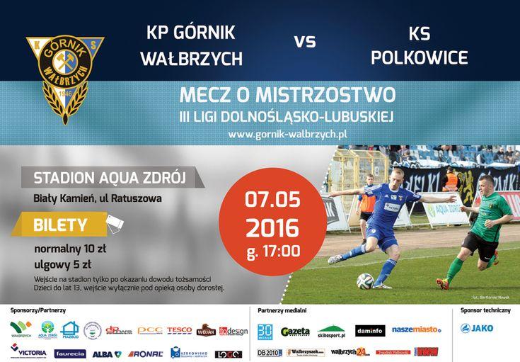 KP Górnik Wałbrzych vs KS Polkowice | AQUA ZDRÓJ Wałbrzych