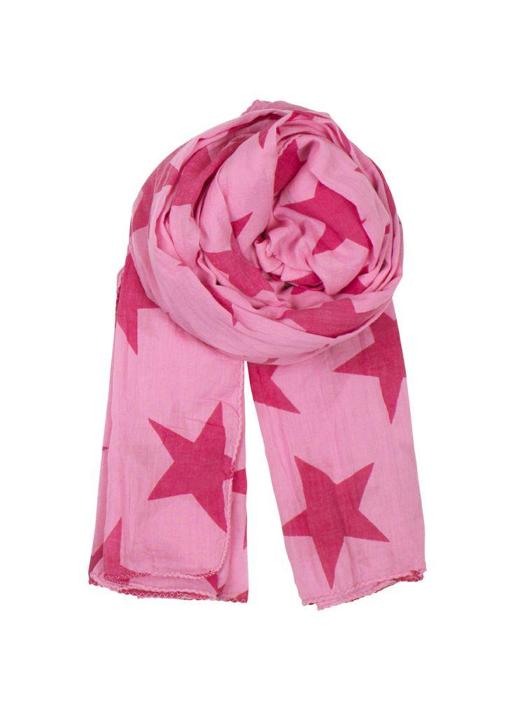 BeckSöndergaard | F-Twilight Star- huivi, rose petal http://www.putiikkirannalla.fi/product/2230/becksondergaard--f-twilight-star--huivi-rose-petal