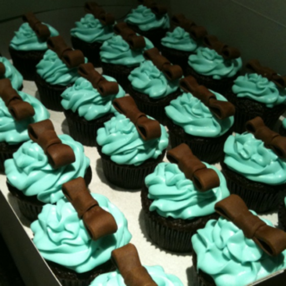 tiffany blue brown baby shower if i ever have a princess pinter