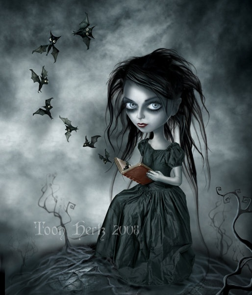 120 Best Images About Goth Art On Pinterest Rockabilly