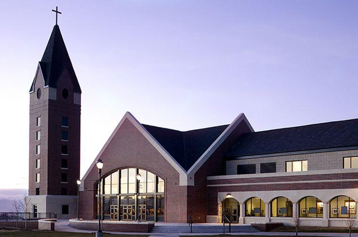 Valor Christian High School | Architect Magazine | Hord Coplan Macht, Highlands Ranch, CO, USA, Education