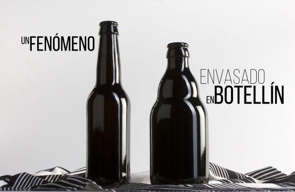 #Botellas de cristal para #cerveza. juvasa.com