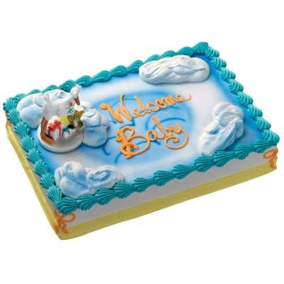 Publix Cake Designs For Baby Shower : Baby Shower Cakes: Nautical Baby Shower Cake Publix