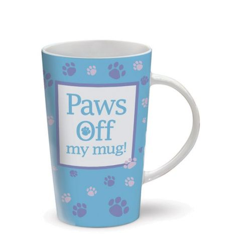 Kubek latte Paws Off My Mug