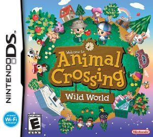 Animal Crossing: Wild World.  The now classic, Nintendo DS game.