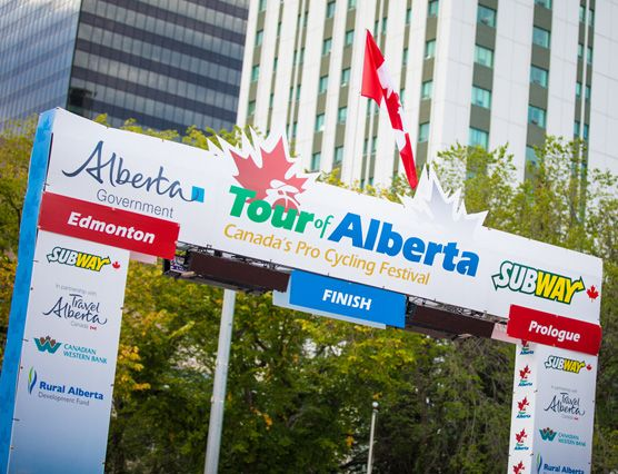 The Tour of Alberta is a six-stage race with stage routes traveling throughout rural Alberta, villages, towns and small cities, which ... #TourofAlberta #biking #cycling #YEG #YYC #Alberta