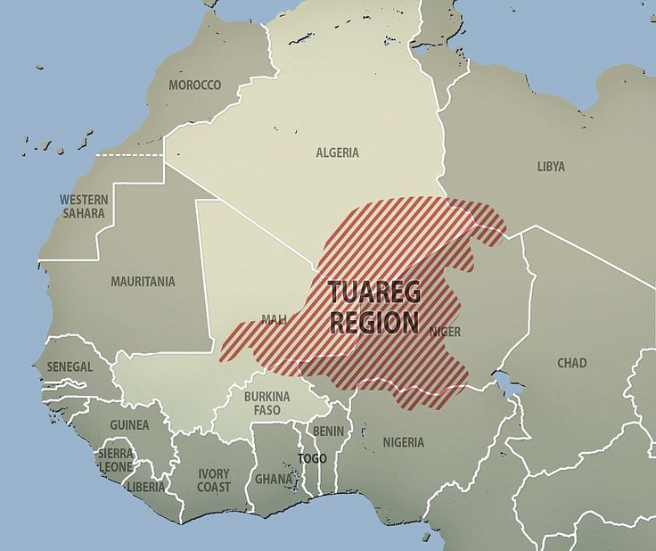 tuareg anthropology paper Building peace in mali: calling for a second miracle from civil society, inspired by the 1996 peace of timbuktu that healed the wounds of the 1990 tuareg revolt.