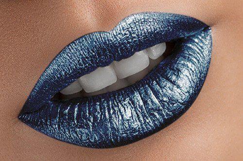 Default type -  - Rythm & Blues metallic matte liquid lipstick  - Water proof, Smudge proof, transfer proof,  and 24 hour stay Matte Liquid lipstick - Glamorous Chicks Cosmetics - 2