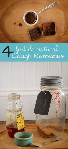 4 Fast and Natural Cough Remedies