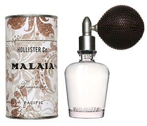 Perfume~ Love this smell. Malaia by Hollister