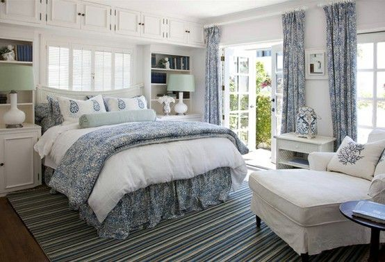 17 Best Images About Blue And White Rooms On Pinterest Sarah Richardson Master Bedrooms And